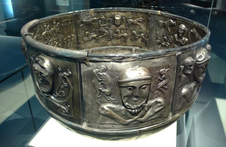 The Gundestrup Cauldron, c. 200BC - 100AD.