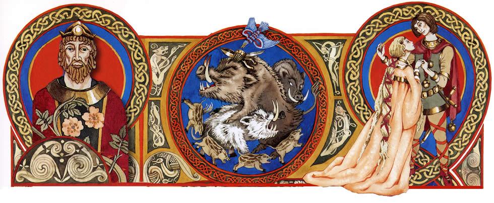 Illustration by Margaret Jones.