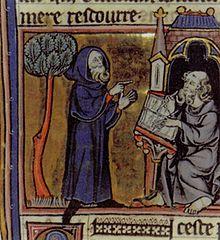 Merlin, Robert De Boron, 13th cent.