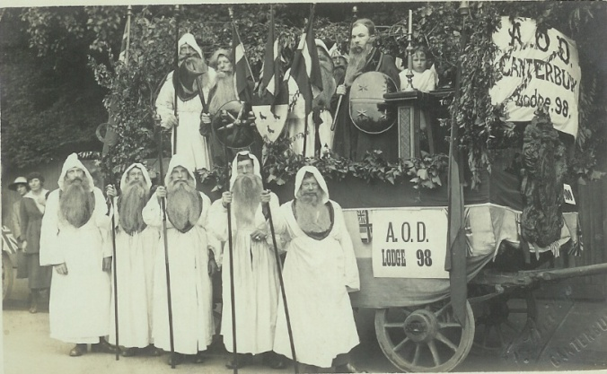 Ancient Order of Druids, 19th cent.