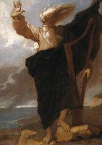 The Bard 1778 Benjamin West 1738-1820 Purchased 1974 http://www.tate.org.uk/art/work/T01900