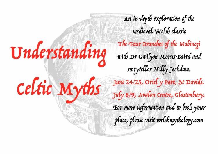 Understanding Celtic Myths facebook image