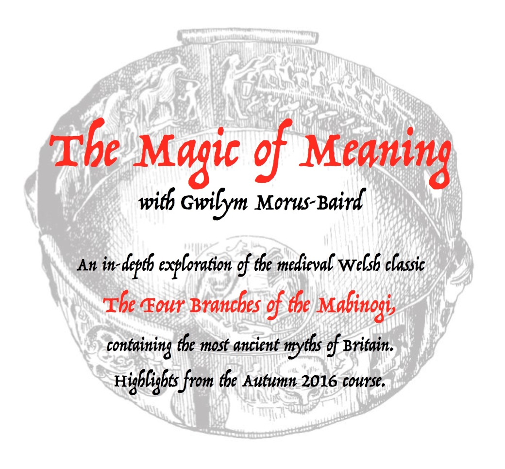 The Magic of Meaning album cover